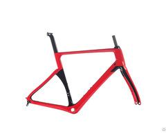 Aero Design Carbon Bicycle Frame Color Paint