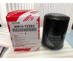 Toyota Oil Filter For Crown Camry Auris Corolla