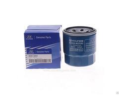Hyundai Oil Filter For Santa Elantra
