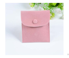 Claimond Veins Jewelry Bag With Button Closure