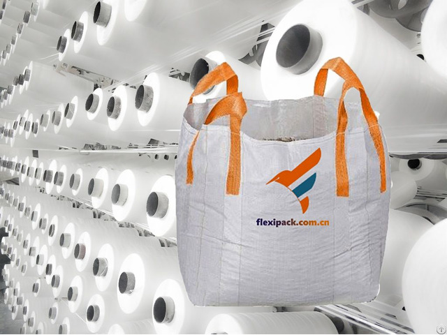 100% Pp Woven Big Bag For Chemical Powder