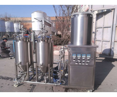 50l Mini Home Craft Beer Brewing Equipment