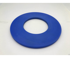 Outstanding Insulation High Temperature Resistant Mechanical Strength Peek Gasket Washer