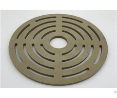 Customized Temperature Resistant And High Performance Engineering Plastic Valve Plate