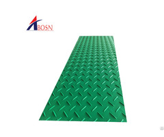 Portable Extruded Hdpe Muddy Road Access Protect Grass Ground Production Mats