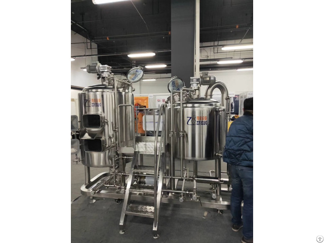 3bbl Brewing System For Brewery Equipment