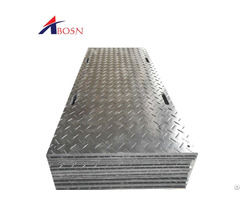Portable Extruded High Density Polyethylene Antislip Plastic Beach Temporary Ground Mats
