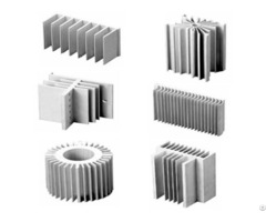 Aluminum Extrusion Profile Cooling Heat Sink
