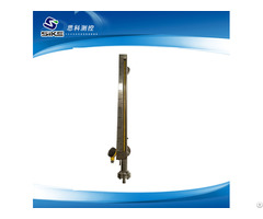 Stainless Steel Magnetic Float Liquidometer Sike