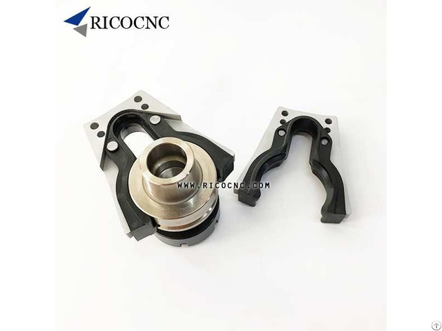Automatic Tool Changer Cnc Accessories Hiteco Hsk63 Toolholder Clips