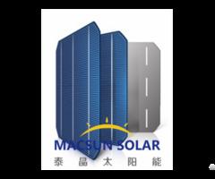 Mono Crystalline Solar Cells
