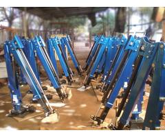 Heavy Duty Steel Structure