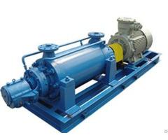 Api610 Bb4 Centerline Mounted Radially Split Multistage Diffuser Centrifugal Oil Pump