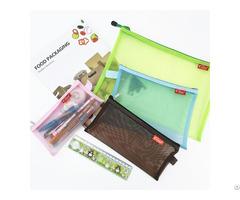 Amazon Hot Nylon Packing Stationery Organizer Bag