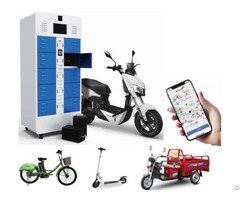 Intelligent Battery Charging Swapping Cabinet For Electric Vehicles