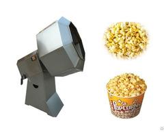 Octagonal Popcorn Seasoning Machine For Sale