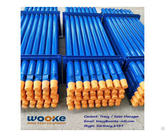 Api Standerd Seamless Steel Drill Pipe Water Well Drilling Rod