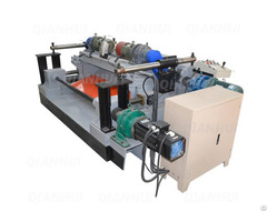 Hardwood Veneer Peeling Lathe Machine With Servo