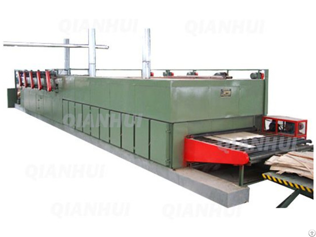 Dryer Plywood Veneer Drying Machine