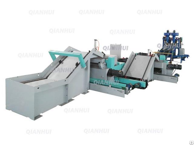 Fully Automatic Veneer Peeling Line Machines