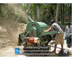 Wheat Thresher Machine Threshing Rice