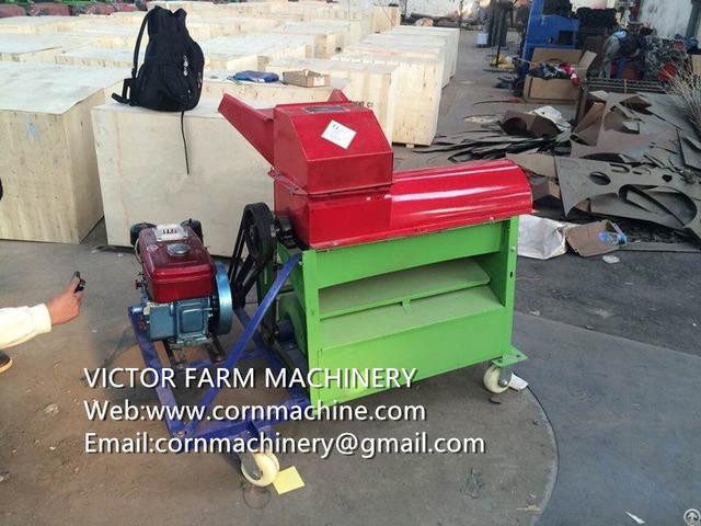 Maize Sheller Machine Corn Peeler Equipment