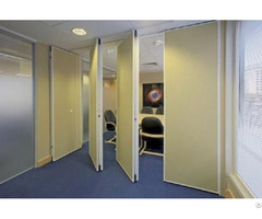 Movable Partition Wall Operable Doors For Restraurant Office Home