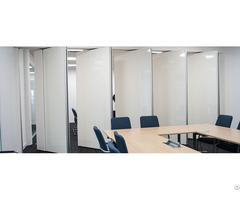 Movable Partition Wall Operable Door For Interior Design