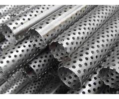Aluminum Perforated Pipe