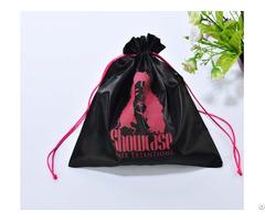 Satin Dust Bag For Hair Extension