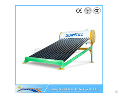 Solar Water Heater From Manufacturer