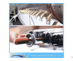 Heat Pipe Pressurized Solar Water Heaters