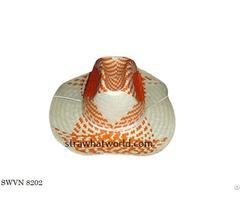Factory Vietnamese Straw Hat World Swvn 8202