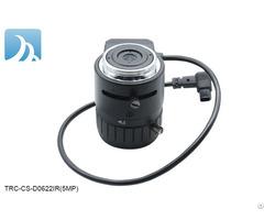 Dc Auto Iris Manual Zoom Ir Corrected 4k Cs Mount Cctv Varifocal Lens