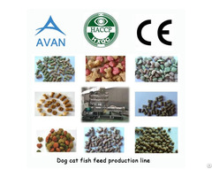 Animal Food Fish Feed Machine