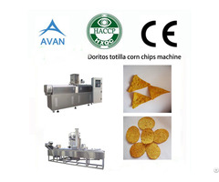 Automatic Maize Tortilla Chips Food Machine