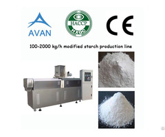 Modified Starch Machine Production Line
