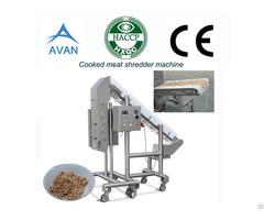 Avn Cooked Meat Shredder Machine