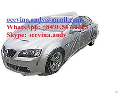 Plastic Car Cover