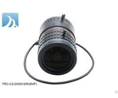 Varifocal 3 8 16mm Cs Mount Manual Focus Zoom Camera Cctv Lens