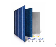 156mm Poly Crystalline Solar Cells
