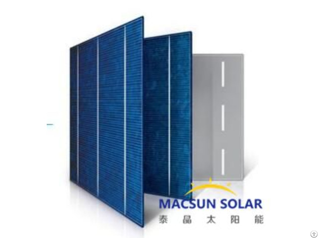 156mm Poly Crystalline Solar Cells Ms P156
