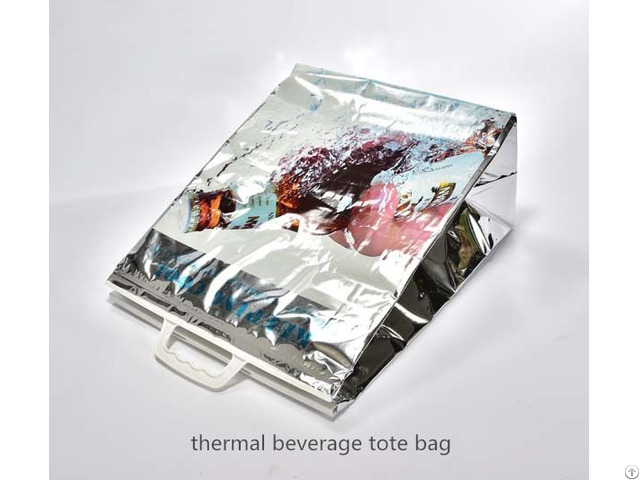 Beverage Thermal Tote Bags