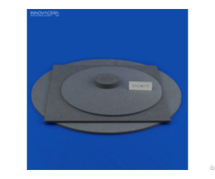 Alumina Porous Ceramic Plate Sheet To Filter Gas