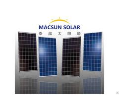 280w Poly Crystalline Solar Module Msp60s01 260 280 Sc Series
