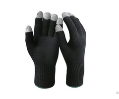 Double Ply Touch Screen Safety Work Gloves Tsg 04