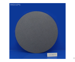 Porous Ceramic Vacuum Holding Plates For Semiconductor Industry