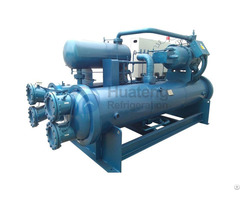 Flooded Type Screw Chiller For Sale