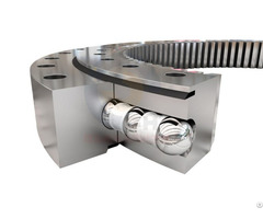 Single Row Four Point Contact Ball Type Slewing Bearing