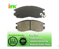 Ik140005 Mr205256 Gdb1286 Mitsubishi Disc Brake Pads Manufacturer